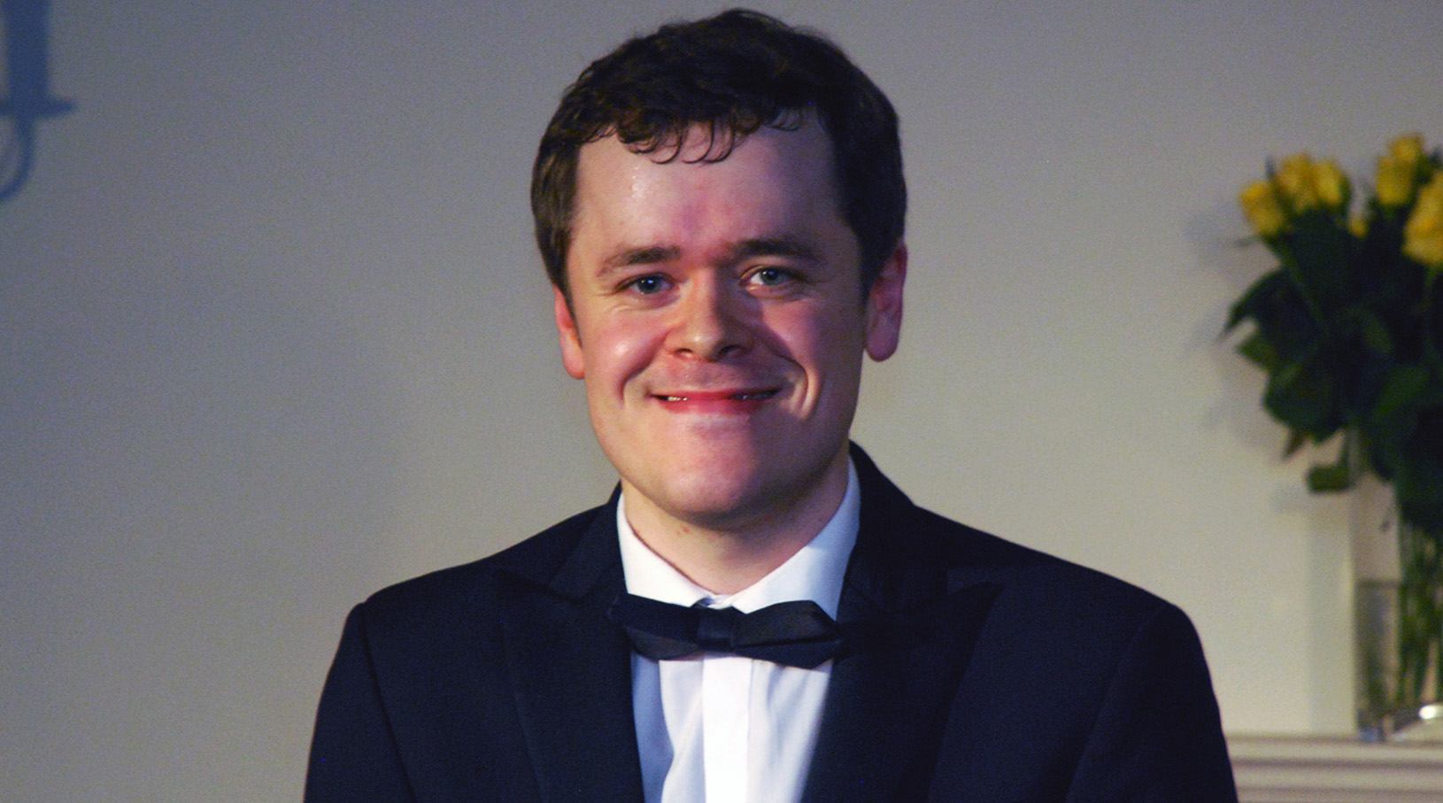 Benjamin Grosvenor at Breinton