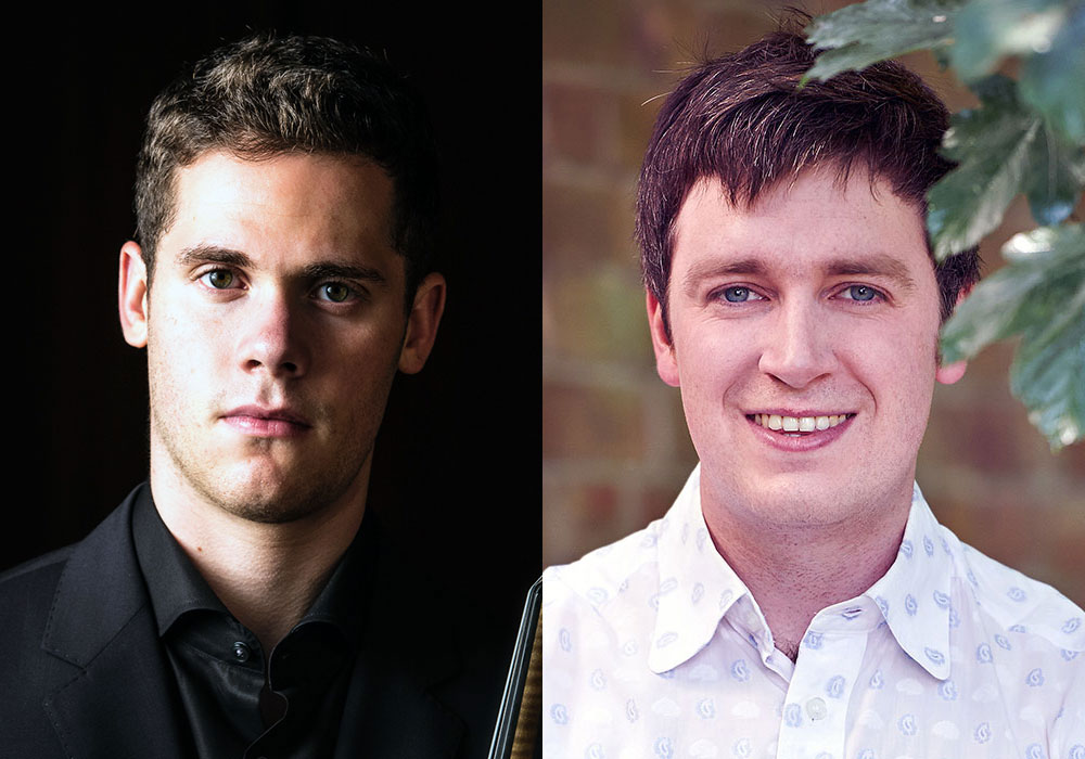 Callum Smart & Richard Uttley – Saturday 3 March 2018 at 7:30 pm