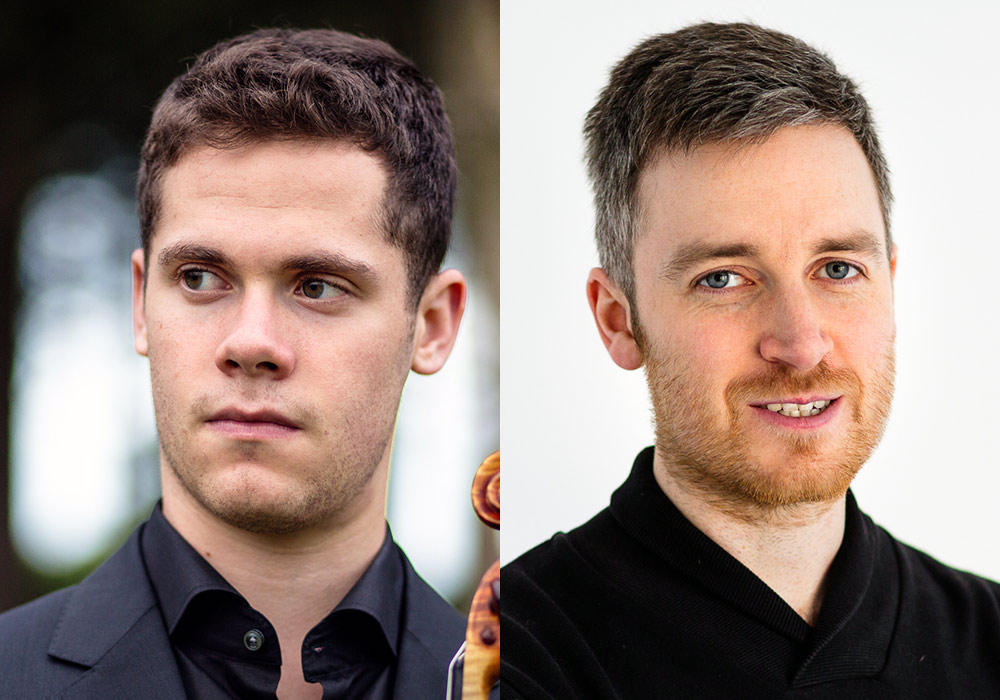 Callum Smart and Richard Uttley